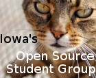 Iowa's Open Source Student Organization - dedicated to computer science, programming, and open technologies